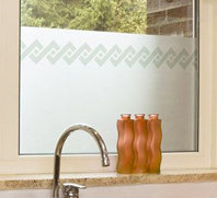 Decoratieve raamfolie | Premium| Zelfklevend