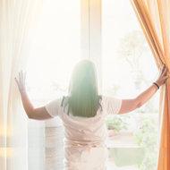 Enkel- en dubbel glas zonwerende raamfolie