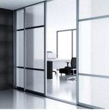 Privacy | Zandstraal effekt | Statisch breedformaat 122 cm / 152 cm_