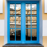 Zonwerend Spiegel STATISCH  smal formaat 60 cm/92 cm_