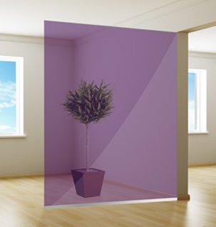 Gekleurde Raamfolie | Excellent | Violet