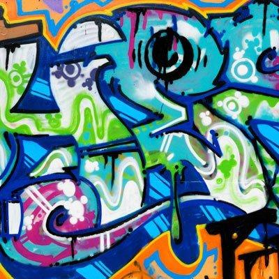 Anti-Graffiti Raamfolie | Exterieur | Helder