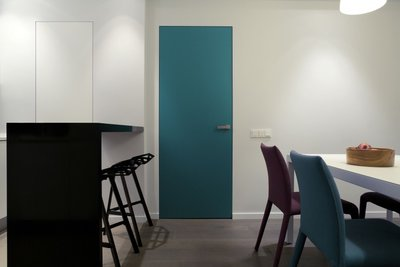 Gekleurde folie | Niet-permanent | Dekkend | Turquoise