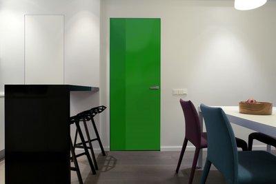 Gekleurde folie | Niet Permanent | Dekkend | Groen
