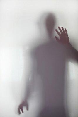 Monster Privacy zandstraaleffect STATISCH