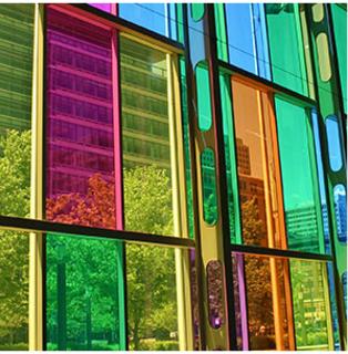 Gekleurd transparant| helder| monsters