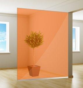 Gekleurde Raamfolie | Excellent | Orange