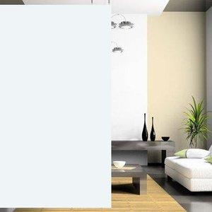 Verduistering Raamfolie - (Wit/zwart/wit)